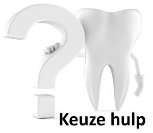 Tandartsverzekering keuze hulp